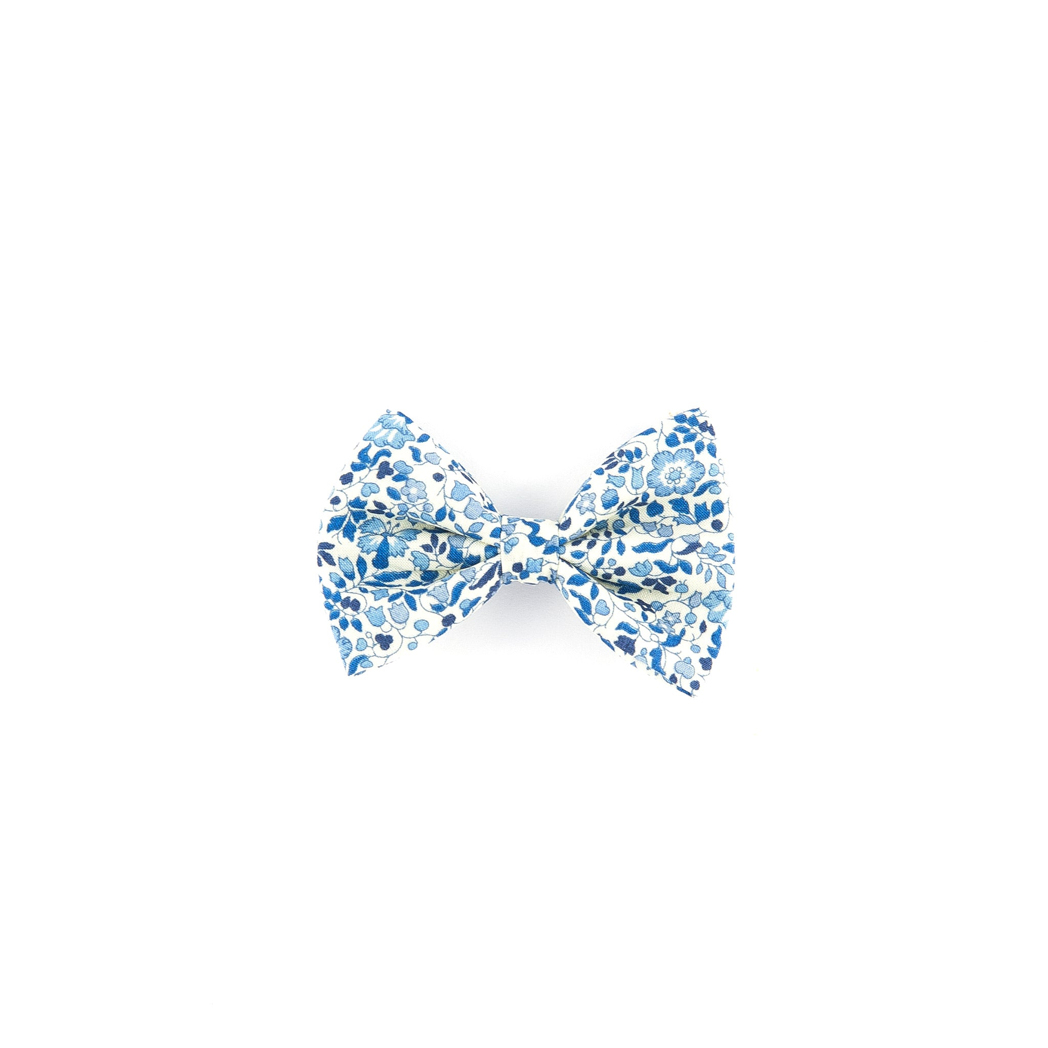 Mini Classic Bow - Katie & Millie Blue