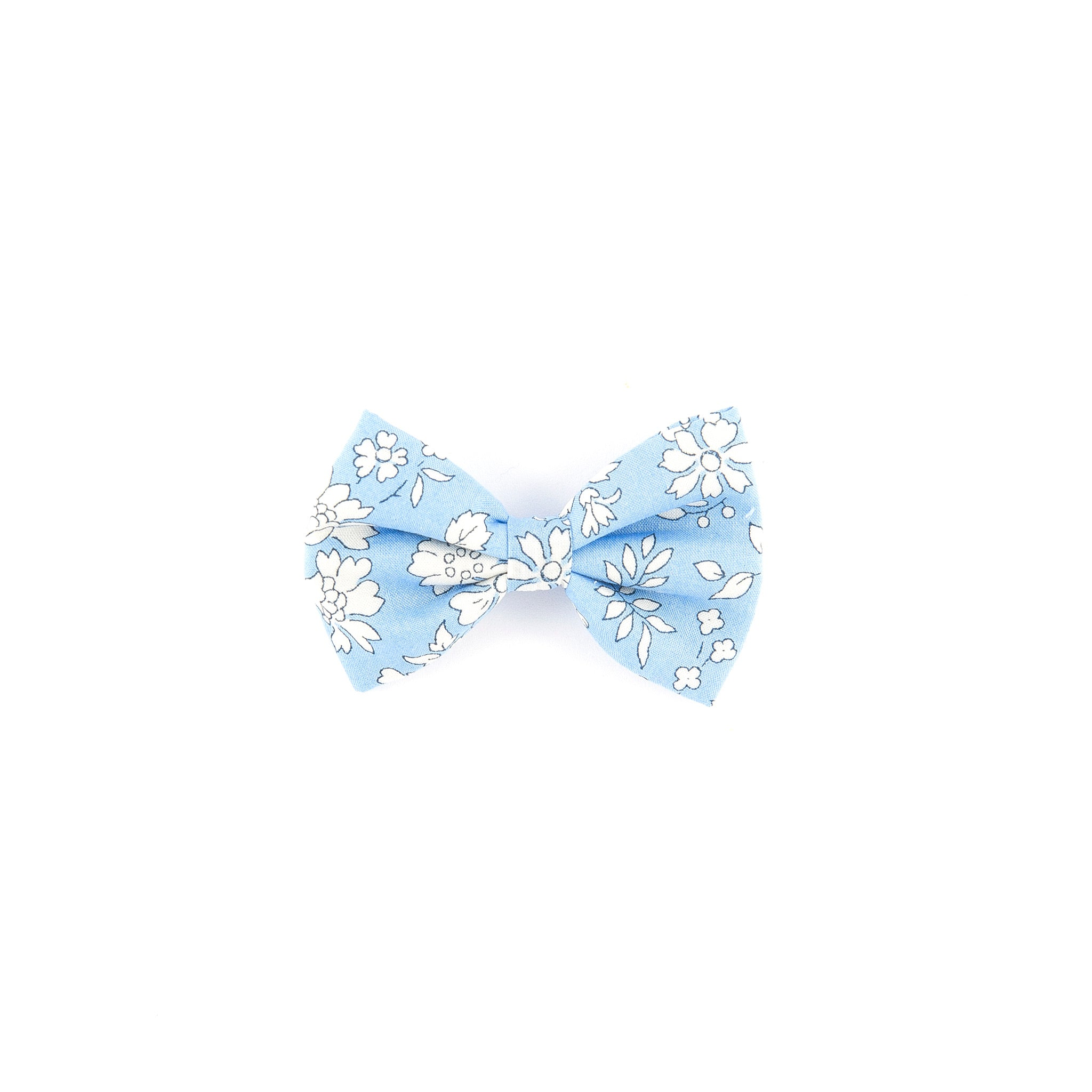 Mini Classic Bow - Pale Blue Capel