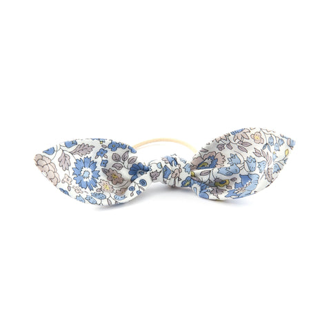 Knot Bow - Pale Blue Danjo
