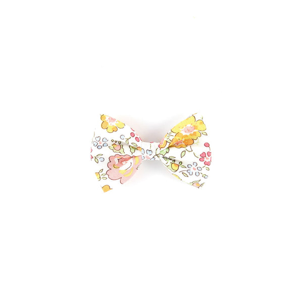 Mini Classic Bow - Orange Felicite