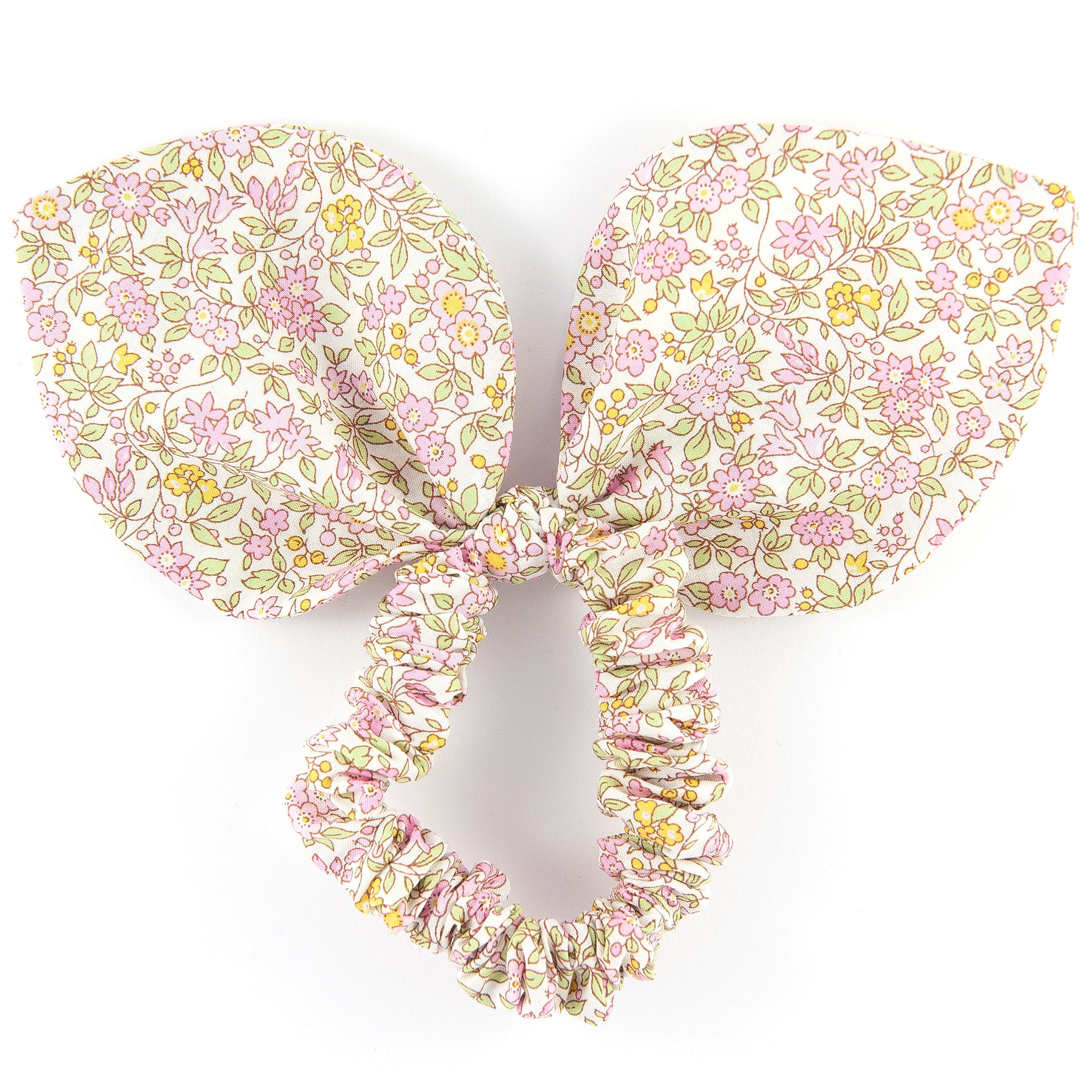 Large 'Bunny Ear' Scrunchie - Chamomile