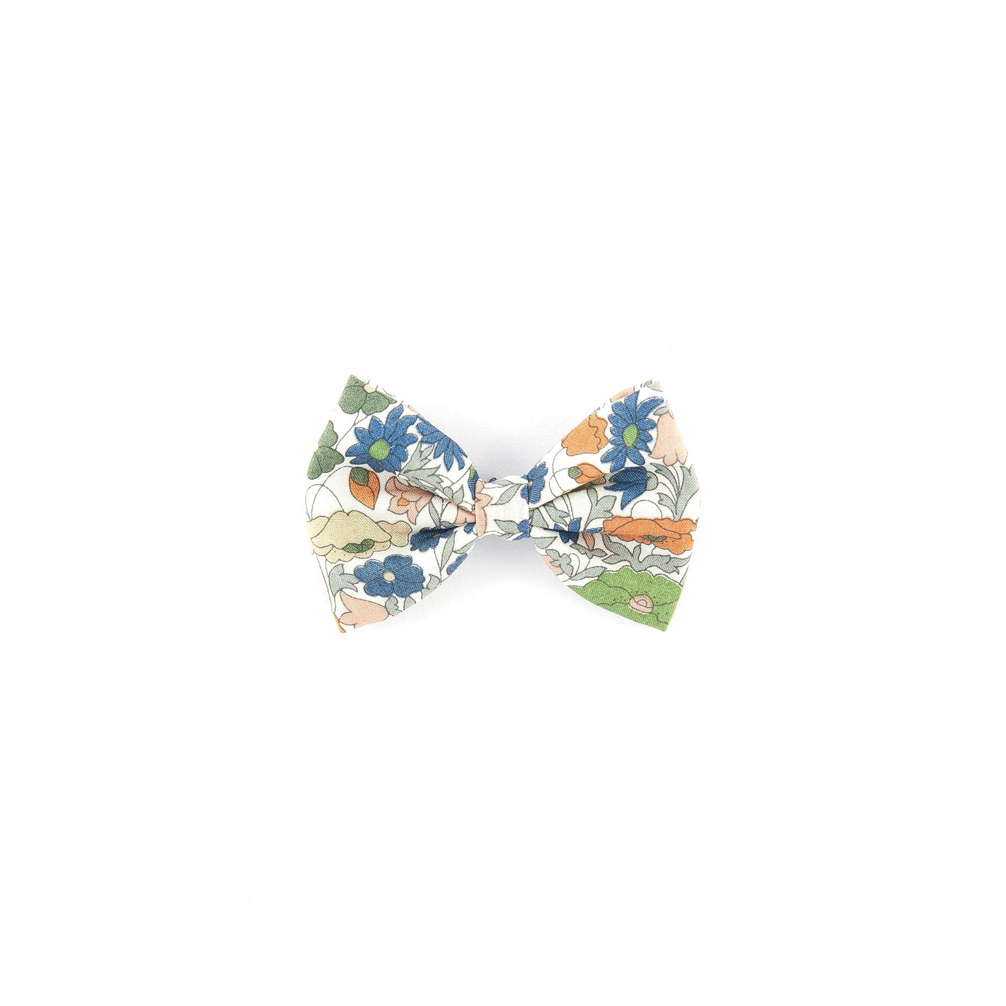 Mini Classic Bow - Poppy Forest