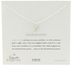 Bachelorette Necklace