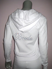 Custom Cotton Bride Tracksuit