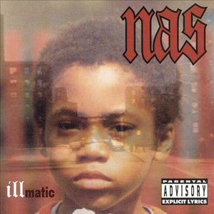 "NAS - ""ILLMATIC"" LP"