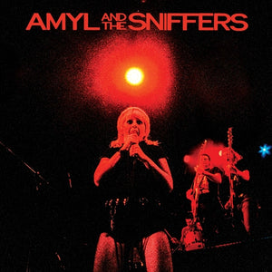 "AMYL AND THE SNIFFERS - ""BIG ATTRACTION / GIDDY UP"" LP"