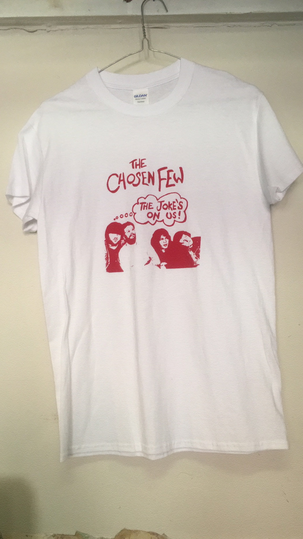CHOSEN FEW - SHIRT
