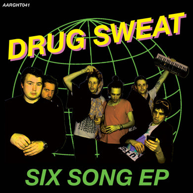 DRUG SWEAT - 6 SONG EP 7