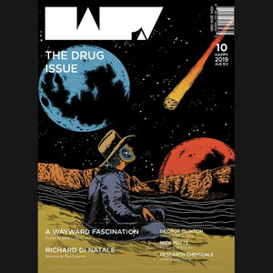 "HAPPY MAG - ""#10: THE DRUG ISSUE"" MAGAZINE"