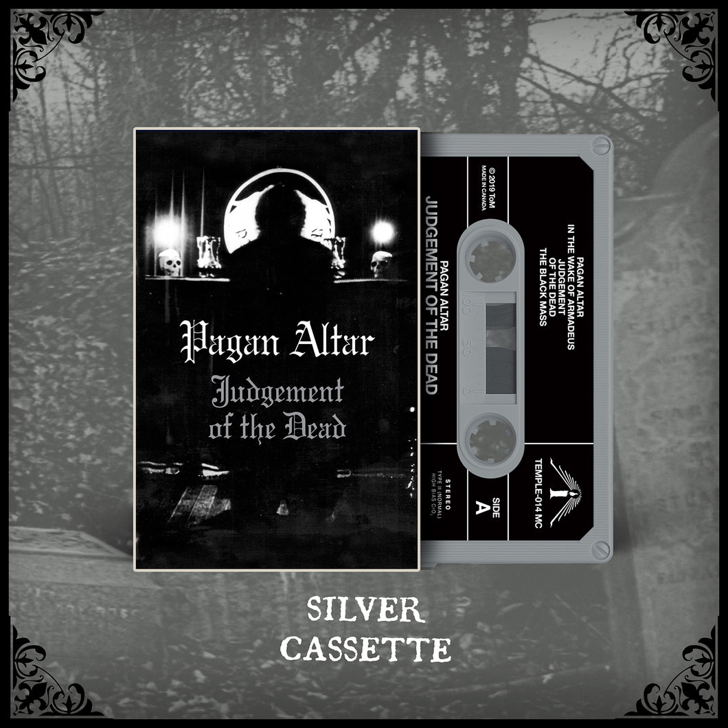 PAGAN ALTAR - JUDGEMENT OF THE DEAD CS