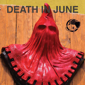 "DEATH IN JUNE - ""ESSENCE"" LP *SIGNED*"