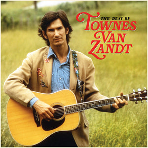 "TOWNES VAN ZANDT - ""THE BEST OF TOWNES VAN ZANDT"" 2xLP"