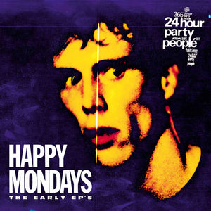 "HAPPY MONDAYS ""THE EARLY EPS"" BOX SET"