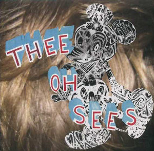 "THEE OH SEES - ""ZORK'S TAPE BRUISE"" LP"