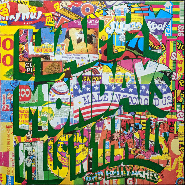 HAPPY MONDAYS - PILLS THRILLS AND BELLY ACHES