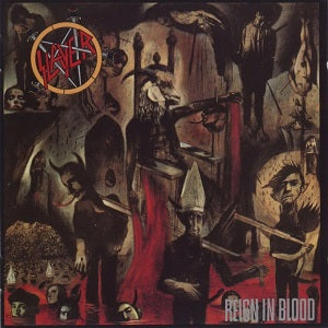 "SLAYER - ""REIGN IN BLOOD"" LP"