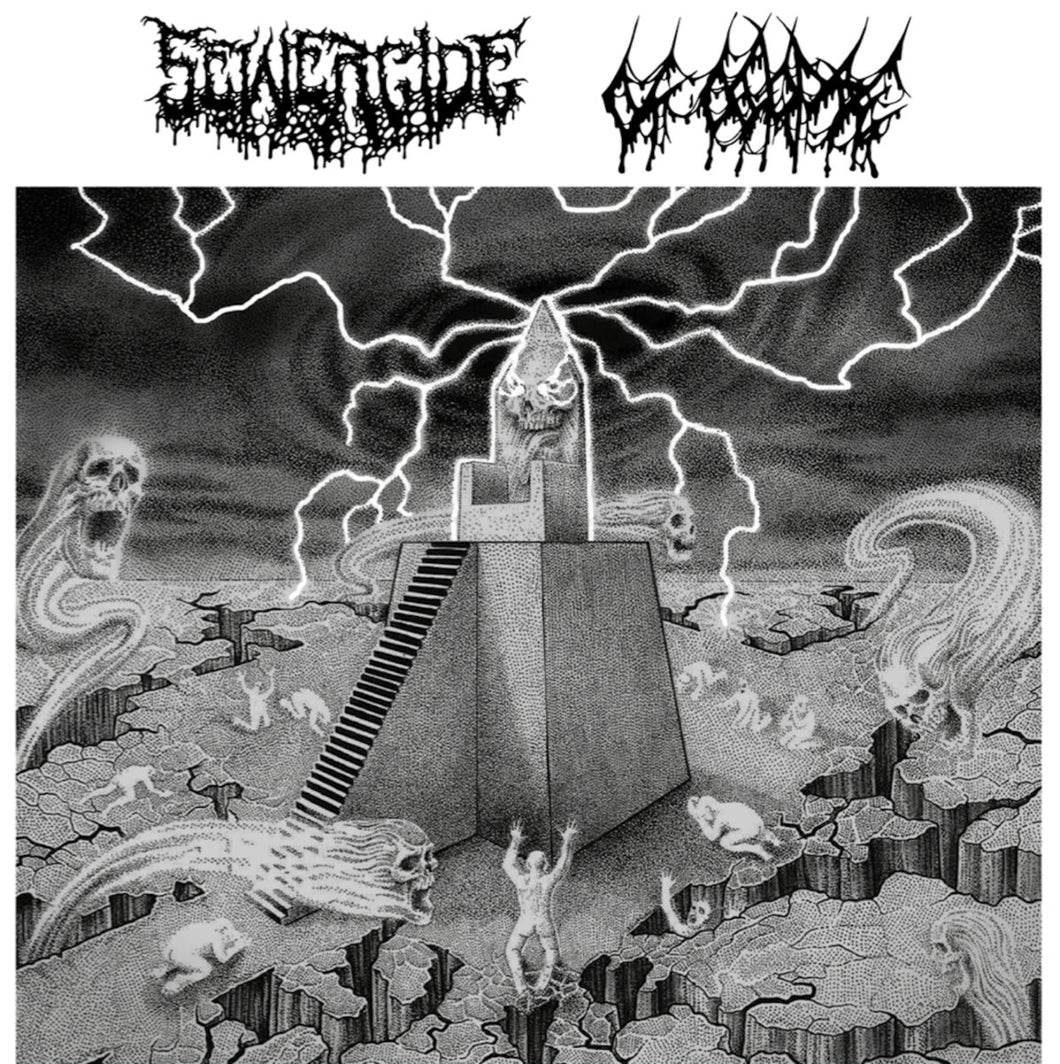 SEWERCIDE / OF CORPSE - SPLIT 7