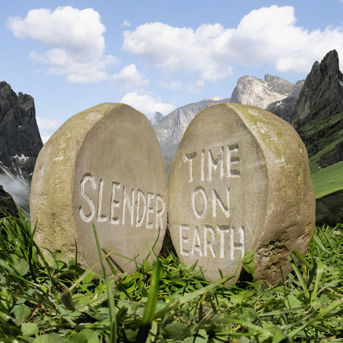 SLENDER - TIME ON EARTH LP