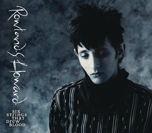 ROWLAND S HOWARD - SIX STRINGS THAT DREW BLOOD 4XLP