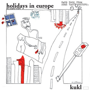 "K.U.K.L. - ""HOLIDAYS IN EUROPE"" LP"