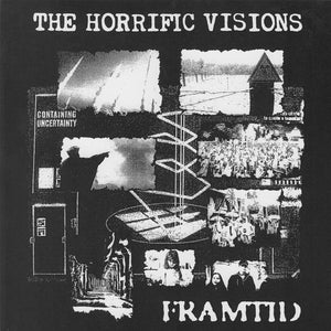 "FRAMTID - ""THE HORRIFIC VISIONS"" 7"""