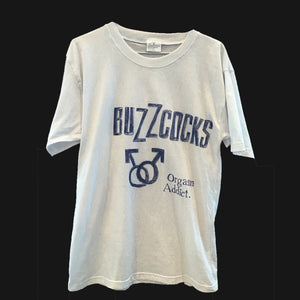 "A COCO - ""BUZZCOCKS ORGASM ADDICT"" SHIRT"
