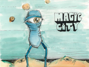 MAGIC CITY - S/T 7""