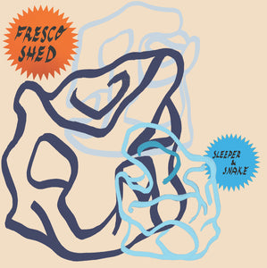 "SLEEPER AND SNAKE - ""FRESCO SHED"" LP"