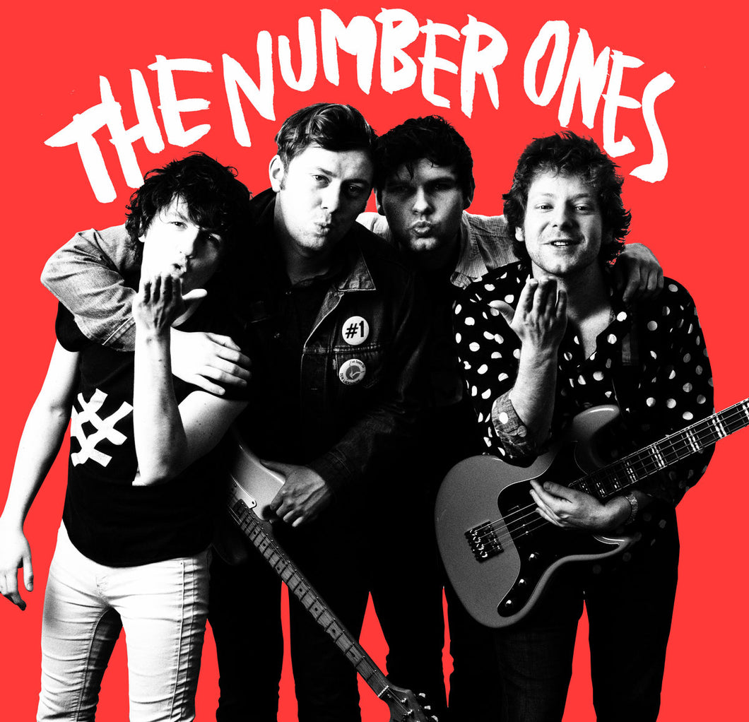 THE NUMBER ONES - S/T LP