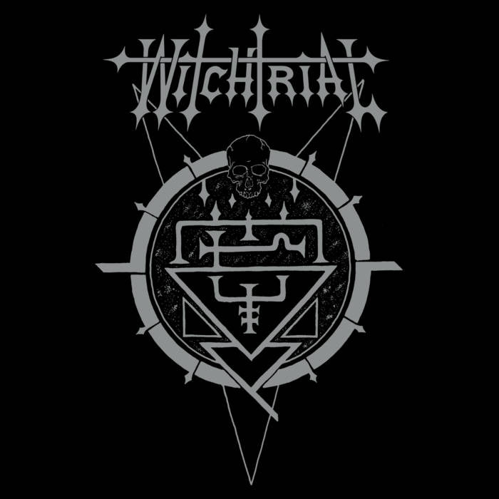 WITCHTRIAL -  S/T LP