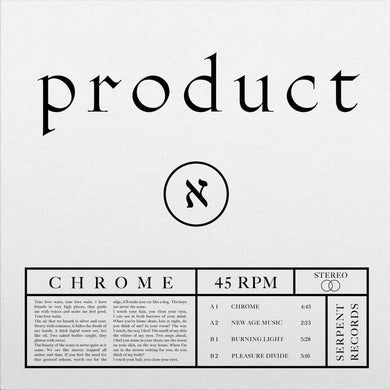 PRODUCT - CHROME 12