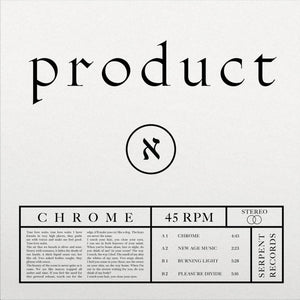 PRODUCT - CHROME 12""