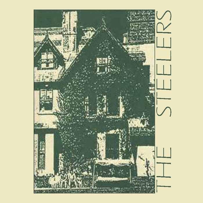 THE STEELERS - LIVING/SPIES CS