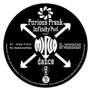 FURIOUS FRANK - INFINITY POOL 12""