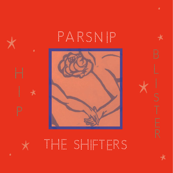 PARSNIP / THE SHIFTERS SPLIT LP