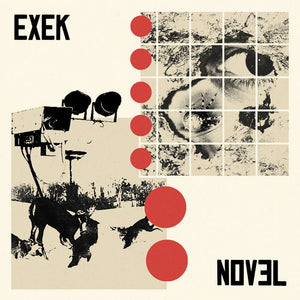 "EXEK / NOVEL ""LOTTERY OF INHERITANCE"" SPLIT 7"""