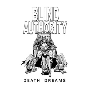BLIND AUTHORITY - DEATH DREAMS CS