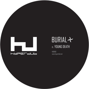 BURIAL - YOUNG DEATH / NIGHTMARKET 12""