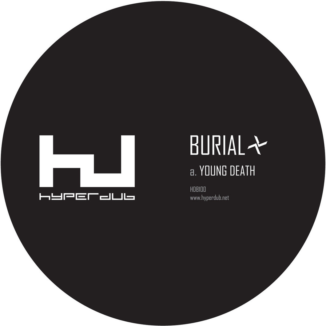 BURIAL - YOUNG DEATH / NIGHTMARKET 12