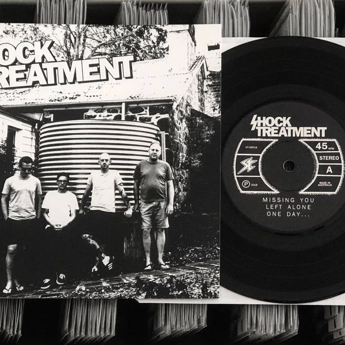 SHOCK TREATMENT - S/T 7