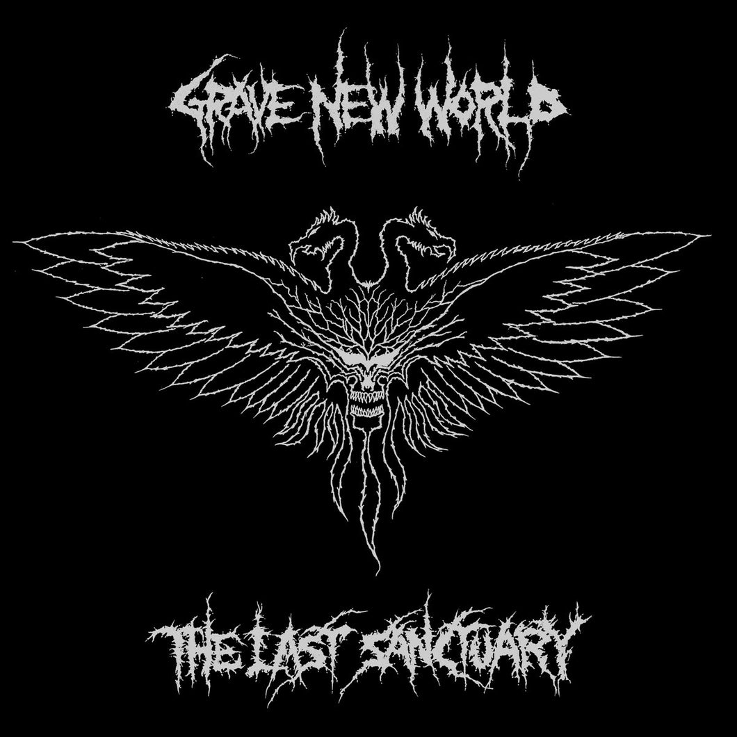 GRAVE NEW WORLD -