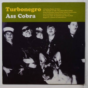 "TURBONEGRO - ""ASS COBRA"" LP"