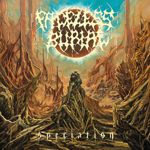"FACELESS BURIAL - ""SPECIATION"" LP"