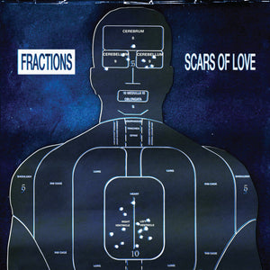 "FRACTIONS - ""SCARS OF LOVE"" 12"""