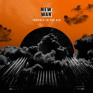 "NEW WAR- ""TROUBLE IN THE AIR"" LP"