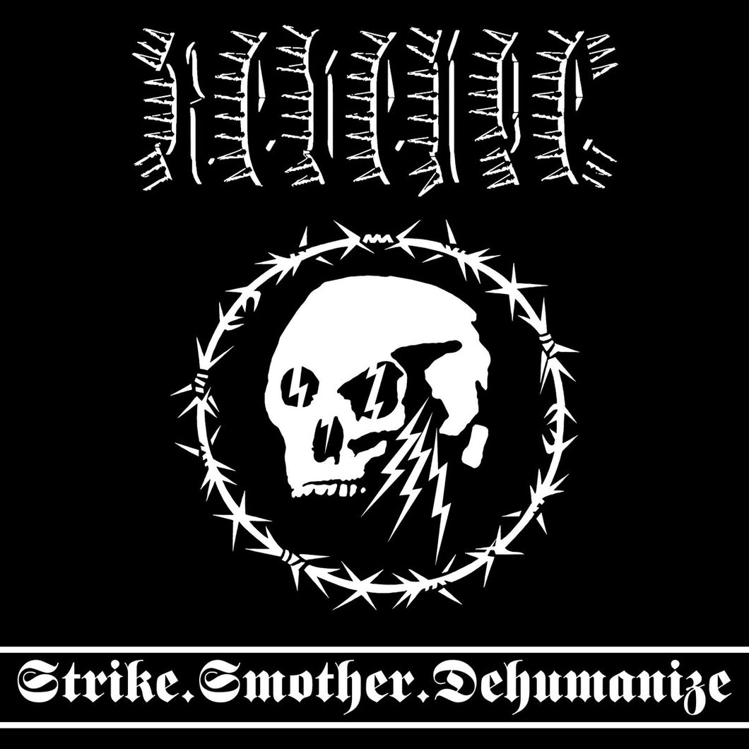 REVENGE - STRIKE SMOTHER DEHUMANISE LP