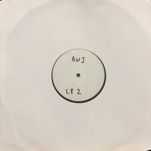 "ALIEN NOSEJOB - ""SUDDENLY EVERYTHING IS TWICE AS LOUD"" LP *TEST PRESSING*"