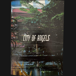 "CHUCKY EDGE - ""CITY OF ANGELS"" BOOK"