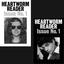 "HEARTWORM PRESS - ""HEARTWORM READER VOL 1"" BOOK"