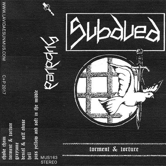 SUBDUED - TORMENT AND TORTURE CS